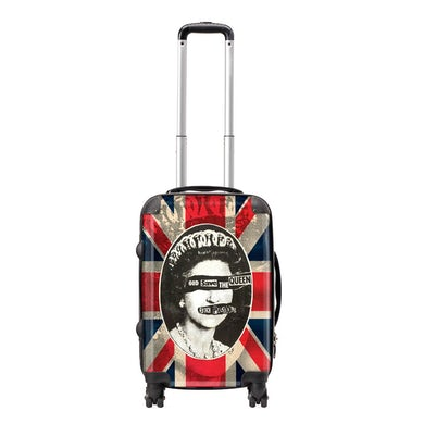 Travel Backpack - God Save The Queen Luggage