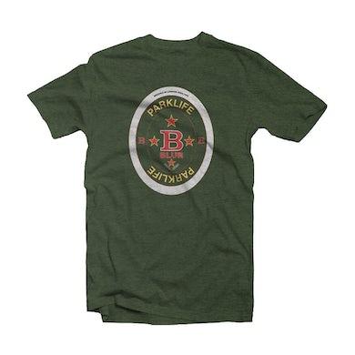 Blur T Shirt - Parklife Beer Mat