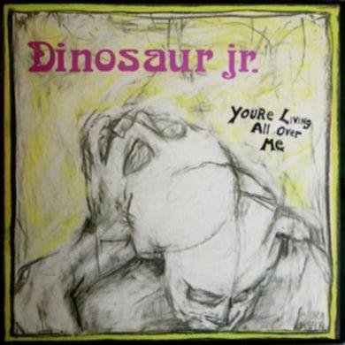 Dinosaur Jr.  LP - You're Living All Over Me (Vinyl)