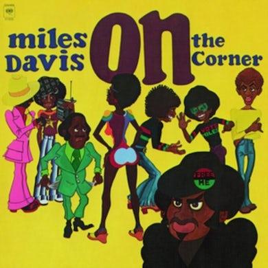 Miles David Miles Davis LP - One The Corner (Vinyl)