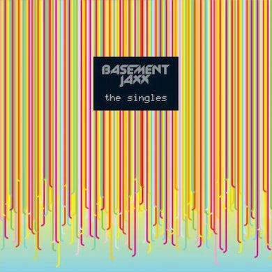 Basement Jaxx LP - The Singles (Vinyl)
