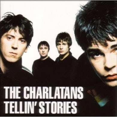 The Charlatans LP - Tellin' Stories (Vinyl)