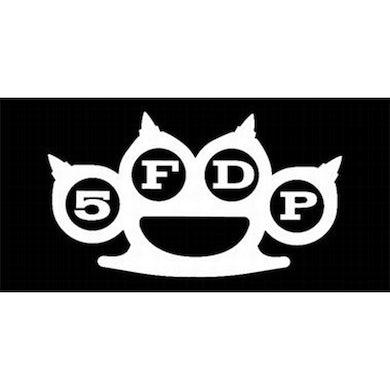Five Finger Death Punch Beach Towel - Knuckles