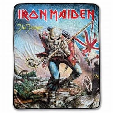 Iron Maiden Blanket - Trooper