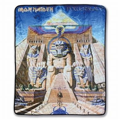 Iron Maiden Blanket - Powerslave