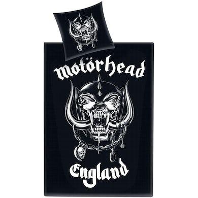 Motorhead Duvet Set - England