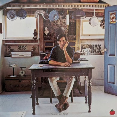 Townes Van Zandt LP - Townes Van Zandt (Vinyl)