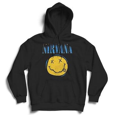 Nirvana Hoodie - Xerox Smile