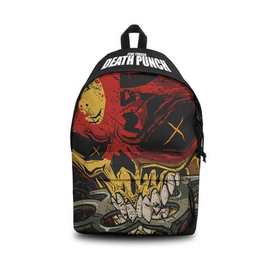 Rocksax Five Finger Death Punch Daypack - The Way Of The Fist Pre-order Mid-August 2021