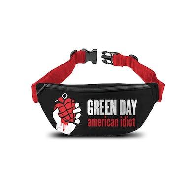 Rocksax Green Day Bum bag - American Idiot