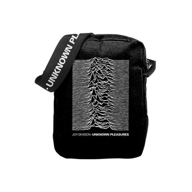Rocksax Joy Division Crossbody Bag - Unknown Pleasures Pre-Order June 2021