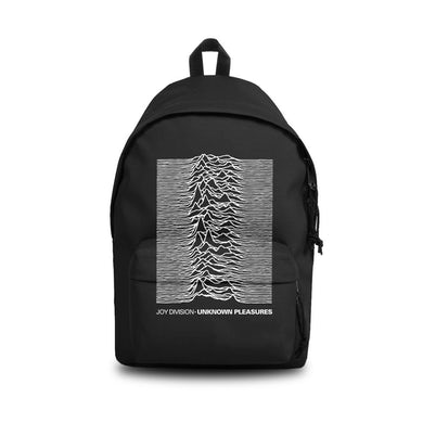 Rocksax Joy Division Daypack - Unknown Pleasures Pre-Order June 2021