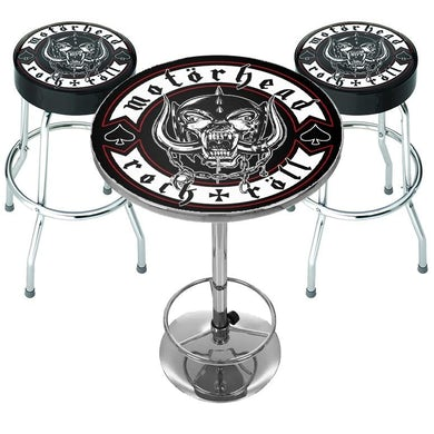 Rocksax Motorhead Bar Set - Rock N Roll