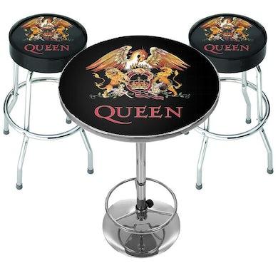 Rocksax Queen Bar Set - Classic Crest / PRE-ORDER JUNE 2021