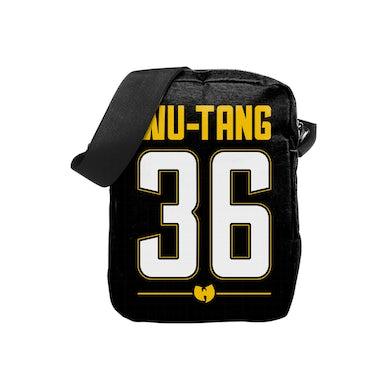 Rocksax Wu-Tang Clan Crossbody Bag - 38 Chambers Pre-Order June 2021
