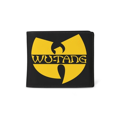 Rocksax Wu-Tang Clan Premium Wallet - Logo Pre-Order June 2021