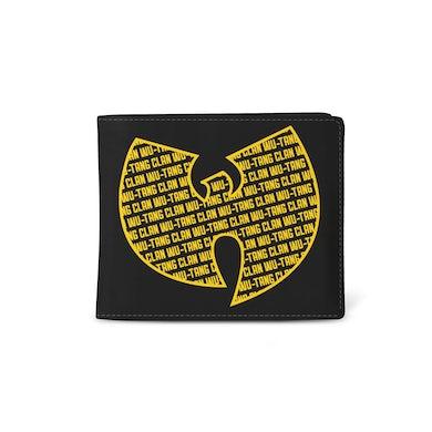 Rocksax Wu-Tang Clan Premium Wallet - Ain't Nuthing Pre-Order June 2021
