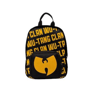 Rocksax Wu-Tang Clan Small Backpack - Logo
