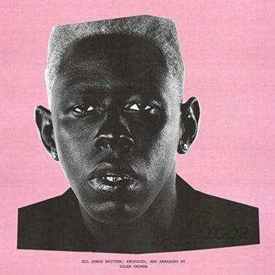 Tyler, The Creator LP - Igor (Vinyl)