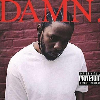 Kendrick Lamar LP - Damn (Vinyl)