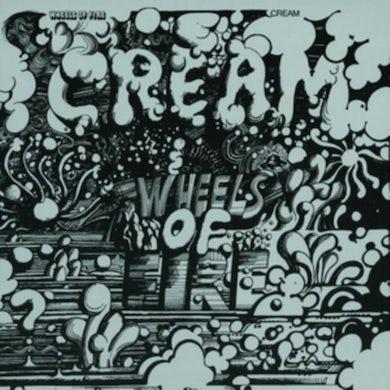 Cream LP - Wheels Of Fire (Vinyl)