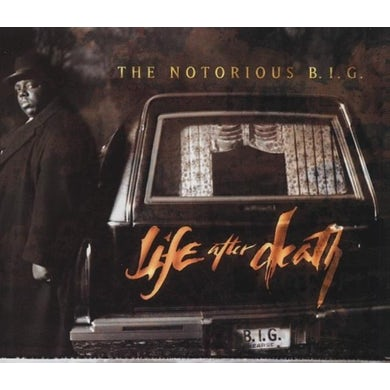 The Notorious B.I.G. The Notorious B.I.G LP - Life After Death (Vinyl)