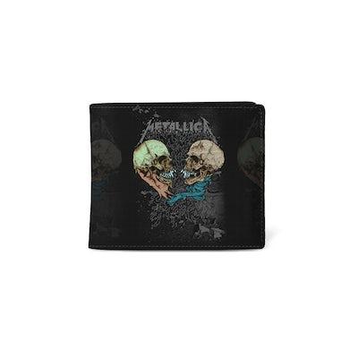 Rocksax Metallica Wallet - Sab But True Pre-Order Mid-August 2021