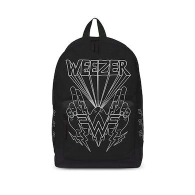 Rocksax Weezer Backpack - Black