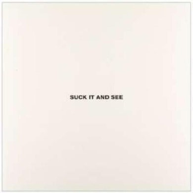 Arctic Monkeys LP - Suck It and See (Vinyl)