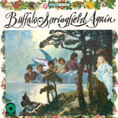 LP - Buffalo Springfield Again (Summer Of 69) (Vinyl)