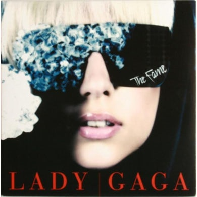 Lady Gaga LP - The Fame (Vinyl)