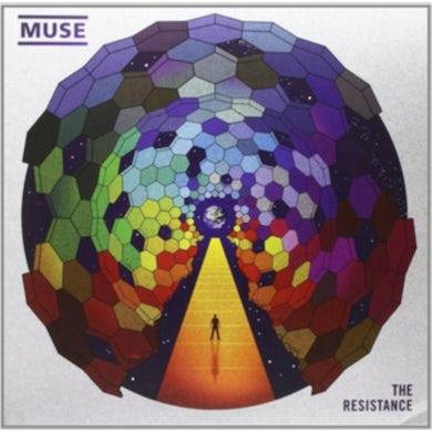 Muse LP - The Resistance (Vinyl)
