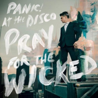 Panic At The Disco  LP - Pray For The Wicked (Vinyl)