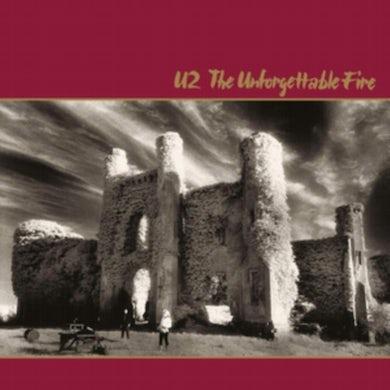 U2 LP - The Unforgettable Fire (Vinyl)