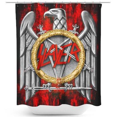 Slayer Shower Curtain - Eagle