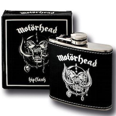 Motorhead Hip Flask - England