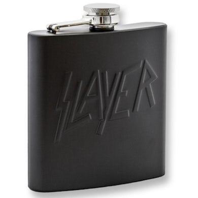Slayer Hip Flask - Embossed