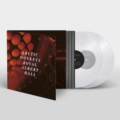 Arctic Monkeys LP - Live At The Royal Albert Hall (Clear Vinyl)