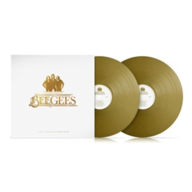 Bee Gees LP - The Many Faces Of Bee Gees (Limited Gold Opaque Vinyl)