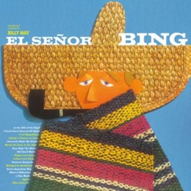 Bing Crosby LP - El Senor Bing (Vinyl)