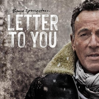 Bruce Springsteen LP - Letter To You (Vinyl)