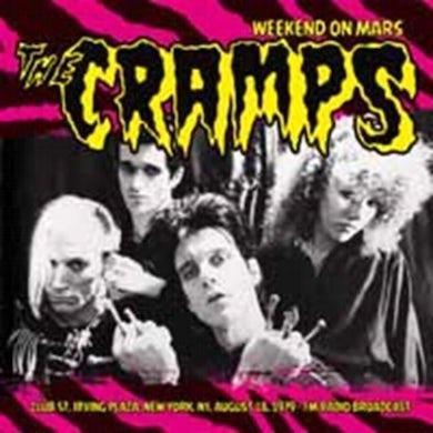 LP - Weekend On Mars Live At Club 57. Irving Plaza NY 1978 (Purple Vinyl)