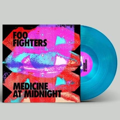 Foo Fighters LP - Medicine At Night (Blue Vinyl)