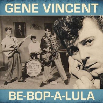 Gene Vincent LP - Be-Bop-A Lula - Blue Vinyl
