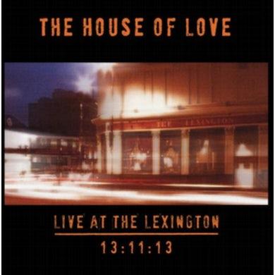 House Of Love LP - Live At The Lexington 13/11/13 (Vinyl)