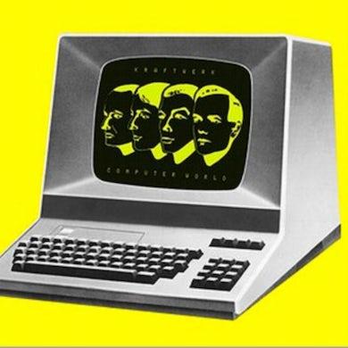 Kraftwerk LP - Computer World (Vinyl)