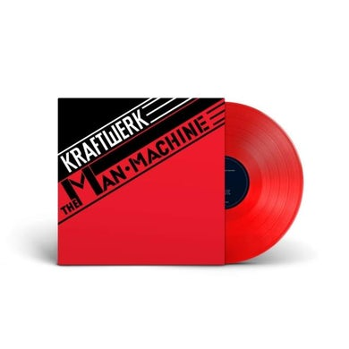 LP - The Man-Machine (Coloured Vinyl)