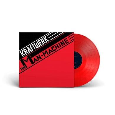 Kraftwerk LP - The Man-Machine (Coloured Vinyl)