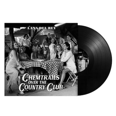 Lana Del Rey LP - Chemtrails Over The Country Club (Vinyl)