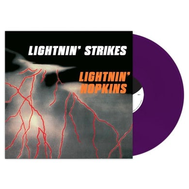 LP - Lightnin' Strikes (Deep Purple vinyl)
